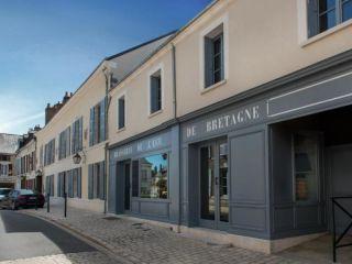 Urlaub Beaugency im Hôtel L'Écu De Bretagne