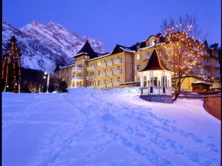 Cortina d'Ampezzo im Miramonti Majestic Grand Hotel