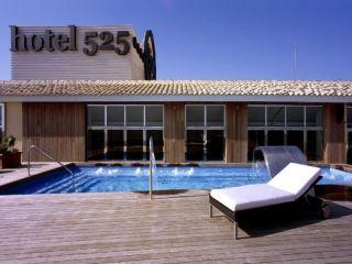 Los Alcázares im Hotel 525
