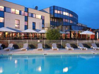 Metz im Best Western Plus Hotel Metz Technopole