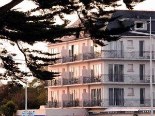 Bénodet im Hôtel Relais Thalasso Kastel