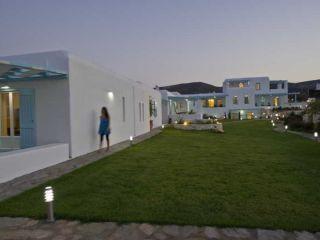 Naoussa im Blue Mare Villas