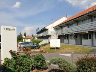 Clermont-Ferrand im Hotel Campanile Clermont Ferrand - Le Brezet