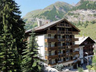 Zermatt im Hotel Holiday