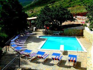San Vito Lo Capo im Villa Sauci