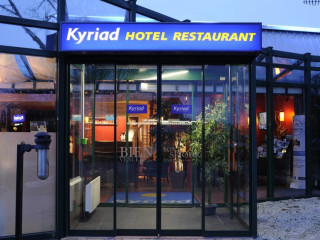 Urlaub Reims im Hotel Kyriad Reims Est - Parc des Expositions
