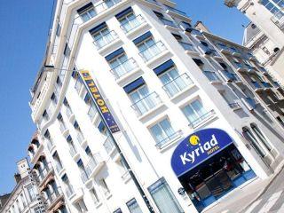 Urlaub Nantes im Hotel ibis Styles Nantes Centre Gare