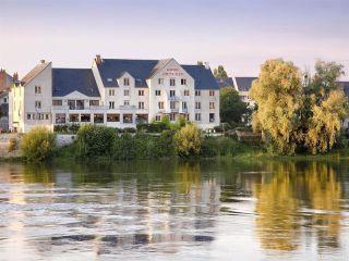 Urlaub Saumur im Hôtel Mercure Bords De Loire Saumur