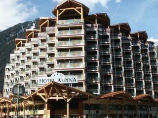 Chamonix-Mont-Blanc im Alpina Eclectic Hotel