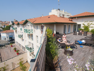 Biarritz im Residence Pierre & Vacances Haguna