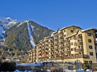 Chamonix-Mont-Blanc im Pierre & Vacances Résidence La Riviere