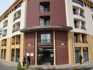 Carcassonne im Hotel des Trois Couronnes Carcassonne