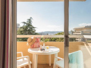 Juan-Les-Pins im Pierre & Vacances La Rostagne