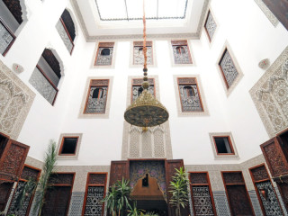 Urlaub Fes im Riad Dar Chrifa