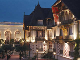 Deauville im Hôtel Barriére Le Normandy