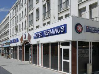 Urlaub Le Havre im Qualys Hotel Oceane Le Havre