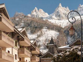 Chamonix-Mont-Blanc im Premium residence La Ginabelle