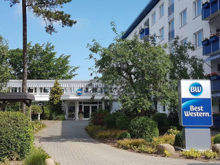 Rostock im Best Western Hanse Hotel Warnemünde