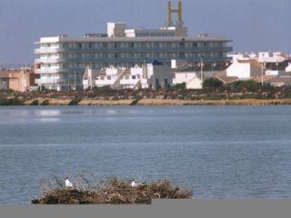 San Pedro del Pinatar im Lodomar Spa & Talasoterapia Hotel