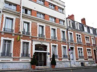 Urlaub Orléans im Hotel des Cèdres