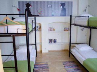 Riga im RedNose Hostel