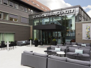 Stavanger im Scandic Stavanger City
