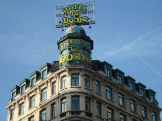 Brüssel im Hotel Le Dome
