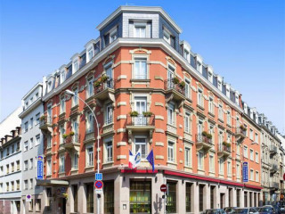 Strasbourg im Best Western Plus Hotel Monopole Métropole