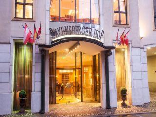 Bielefeld im Centro Hotel Ravensberger Hof