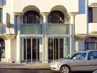 Gent im Aparthotel Castelnou