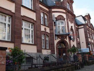 Freiburg im Breisgau im Colombi Hotel