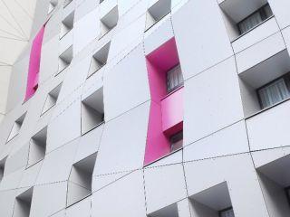 Marseille im Appart'Hotel Odalys Le Dôme