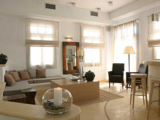 Mykonos-Stadt im Harmony Hotel Luxury Boutique