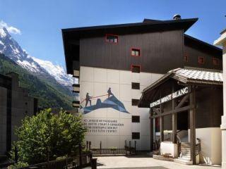 Chamonix-Mont-Blanc im Hôtel Le Prieuré Chamonix