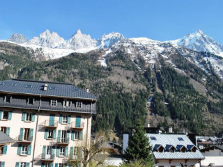 Chamonix-Mont-Blanc im Richemond