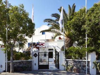 Kamari im Hermes Hotel Kamari Santorini