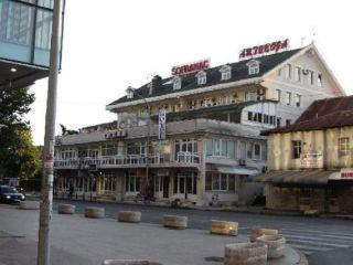 Podgorica im Hotel Bojatours Lux