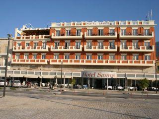 Samos-Stadt im Samos City