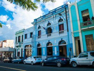 Santiago de Cuba im Hotel Libertad