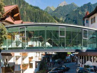 Mayrhofen im Hotel Garni Strass