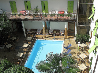 Nago-Torbole im Eco Hotel Zanella