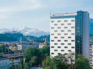Urlaub Salzburg im Austria Trend Hotel Europa Salzburg