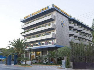 Urlaub Glyfada im Emmantina Hotel