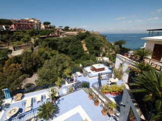 Urlaub Vico Equense im Hotel Oriente