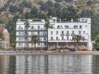 Port de Pollença im Hoposa Hotel Pollentia