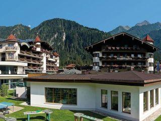 Urlaub Mayrhofen im Sporthotel Strass