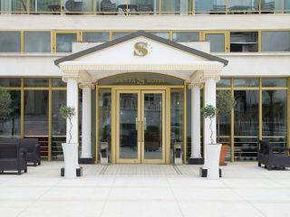 Urlaub Agia Triada im Santa Beach Hotel