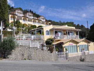 Urlaub Agios Gordios im Mazis Appartments