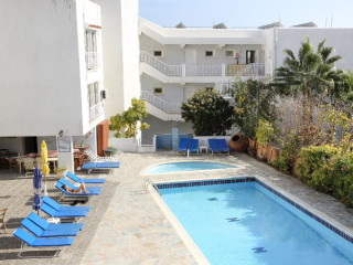 Urlaub Oroklini im Antonis G Hotel