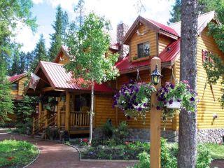 Lake Louise im Baker Creek Mountain Resort